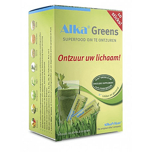 Alka Greens (10 sticks in Shakebeker)